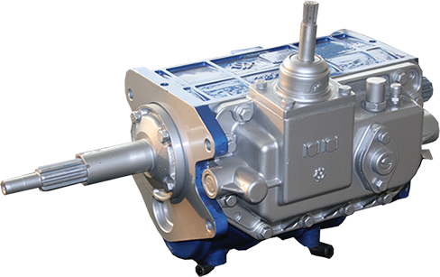 BGC255 light-duty gearbox